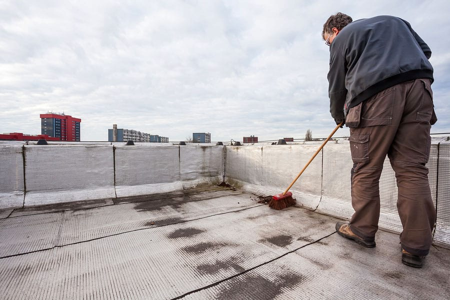 Commercial Roof Cleaning is Essential for Your Roof's Longevity