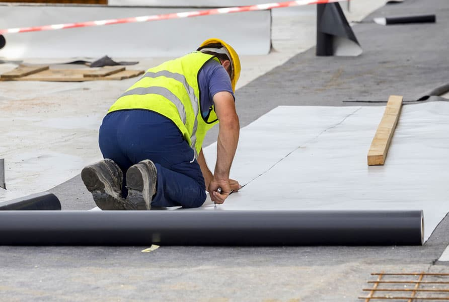 What are the Advantages of Common Flat Roof Membranes?