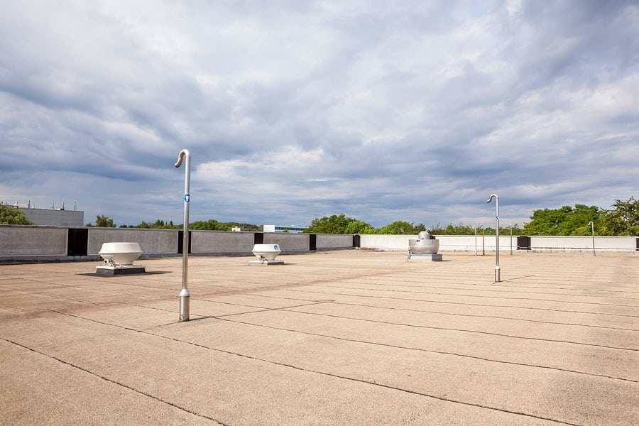 Benefits of Proactive Commercial Roof Maintenance